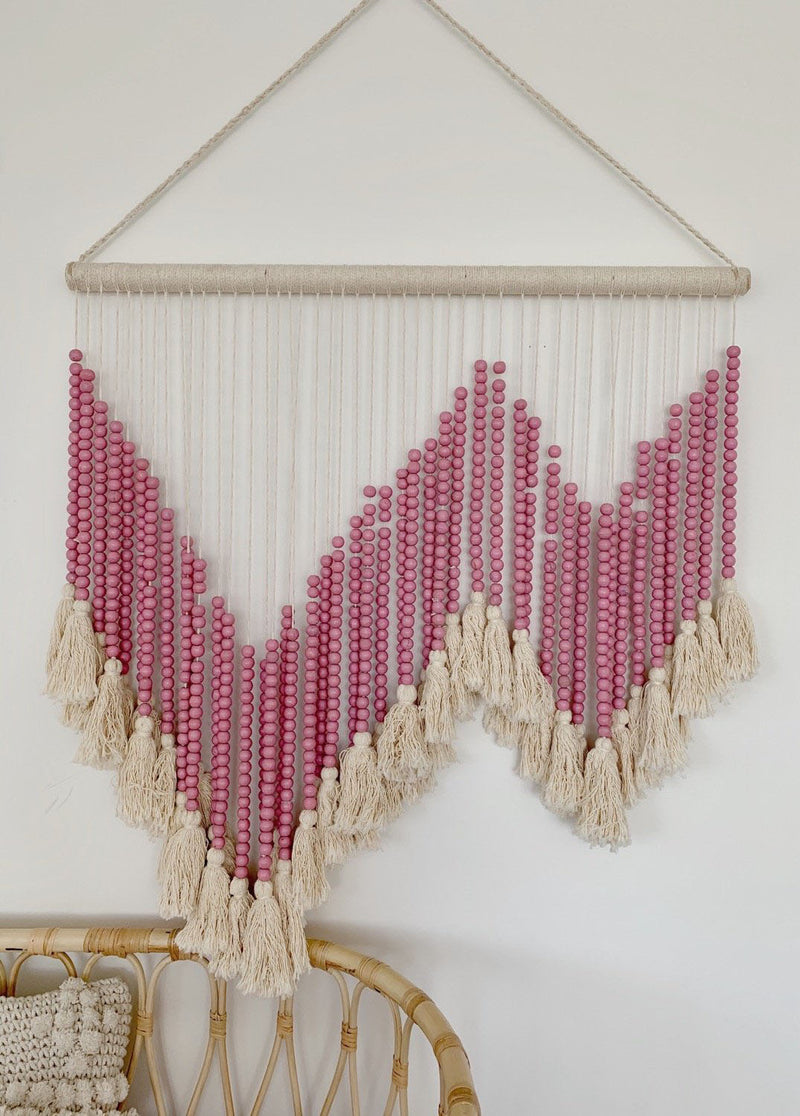 Boho Wall Hanging Large