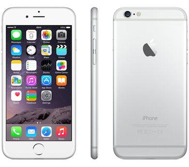 Apple iphone 6 32GB - Renovated