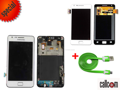 SAMSUNG NEW SCREEN LCD DIGITIZER S2,I9100