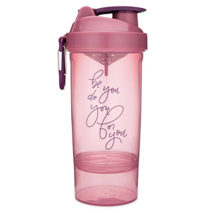 Be You Do You For You Rose on SmartShake 27oz Shaker Bottle