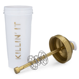 Killin' It Gold on Performa 28oz Shaker Bottle