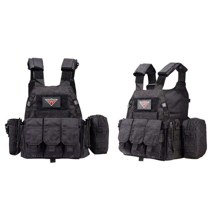 Gilet tactique YAKEDA «AVALANCHE»