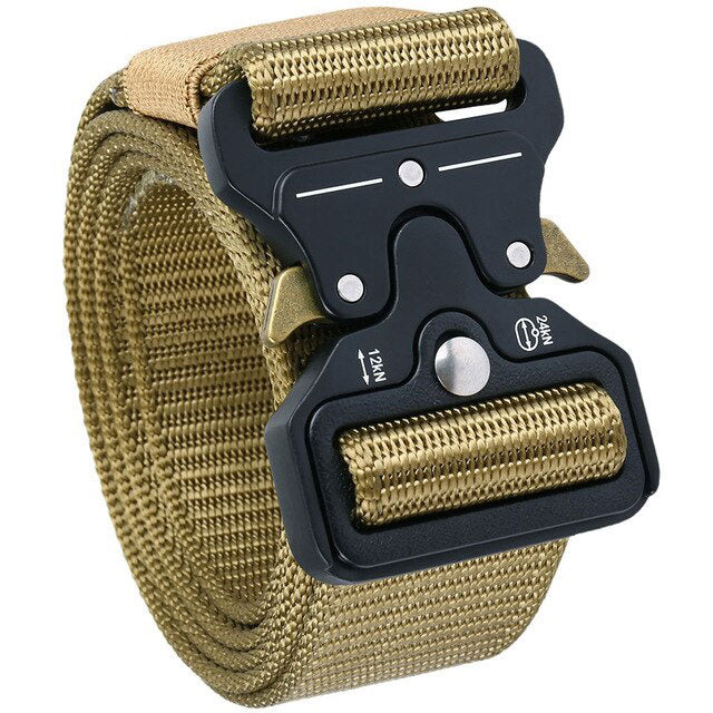 "Ceinture Tactique ""Patriot""-PASSION MILITAIRE™"