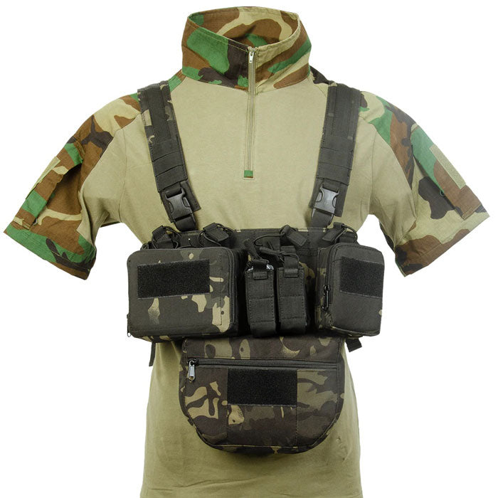 "Chest Rig ""Forager""-PASSION MILITAIRE™"