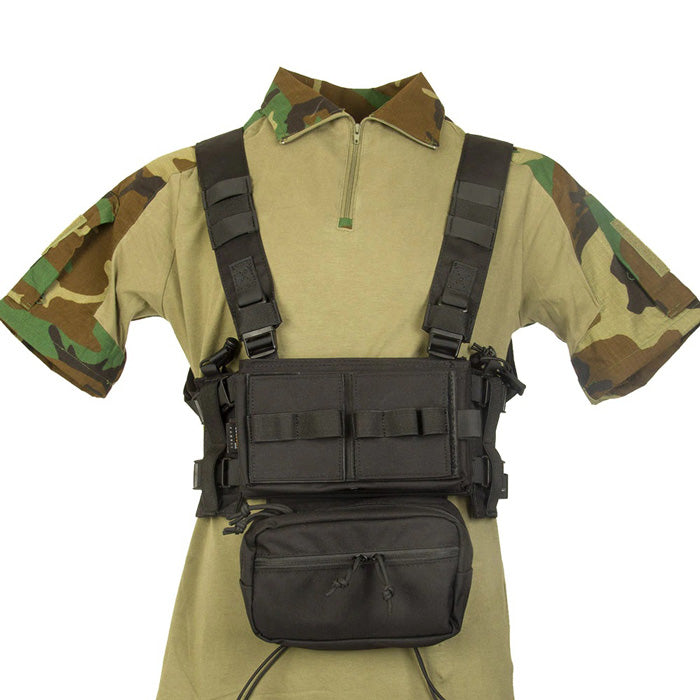 "Chest Rig ""Geronimo""-PASSION MILITAIRE™"