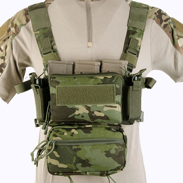 "Chest Rig ""Goblet""-PASSION MILITAIRE™"