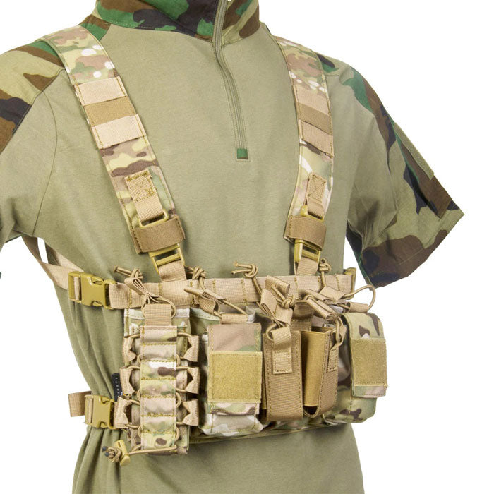 "Chest Rig ""Huddle""-PASSION MILITAIRE™"