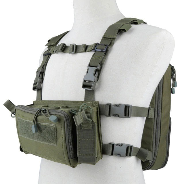 "Chest Rig sac à dos ""Iceburg""-PASSION MILITAIRE™"