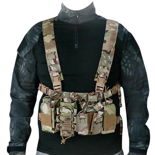 "Chest Rig ""Iowa""-PASSION MILITAIRE™"
