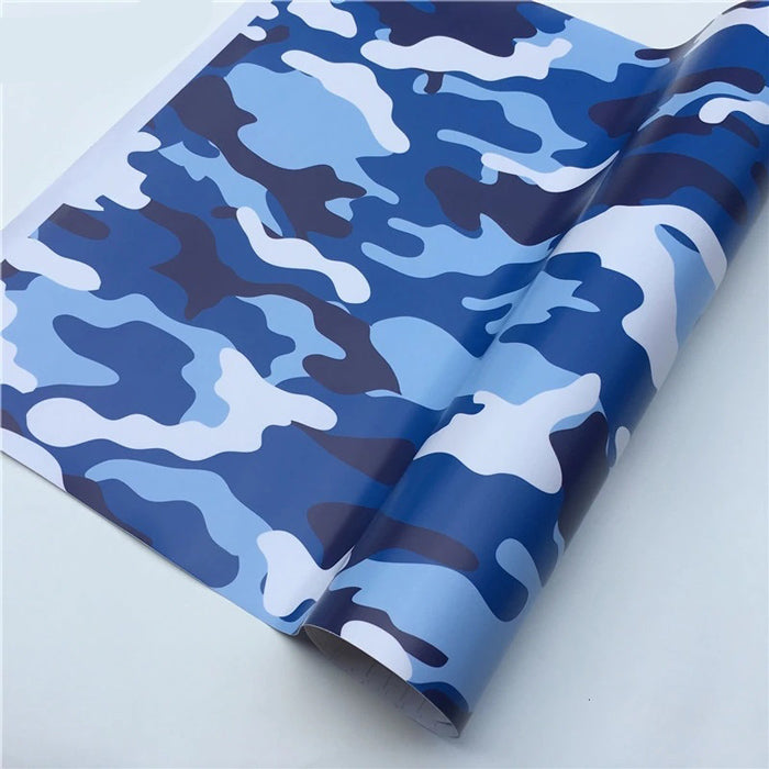 "Covering Camouflage ""Bleu""-PASSION MILITAIRE™"