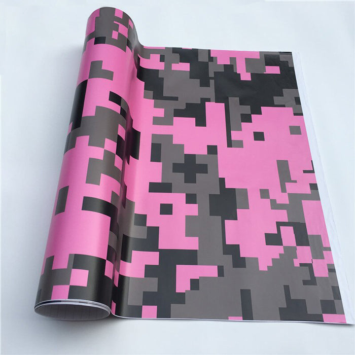 "Covering Camouflage Digital ""Rose""-PASSION MILITAIRE™"