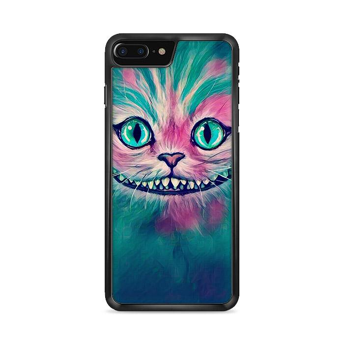Cheshire Cat Galaxy iPhone 8 Plus HÜLLE