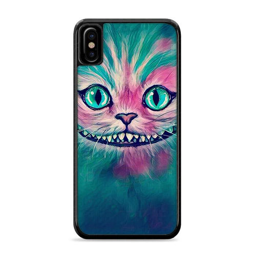 Cheshire Cat Galaxy iPhone XS Max HÜLLE