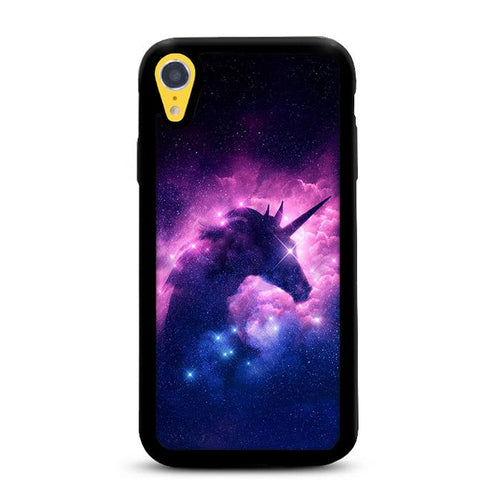 Unicorn Galaxy iPhone XR HÜLLE