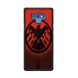 Agents of SHIELD Samsung Galaxy Note 9 HÜLLE
