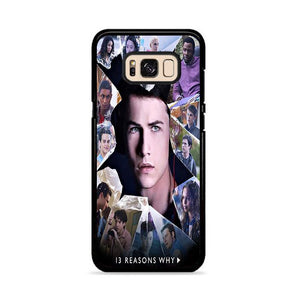 13 Reasons Why Cast Samsung Galaxy S8 Plus HÜLLE