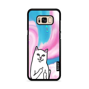 Aesthetic Ripndip Cat Samsung Galaxy S8 Plus HÜLLE