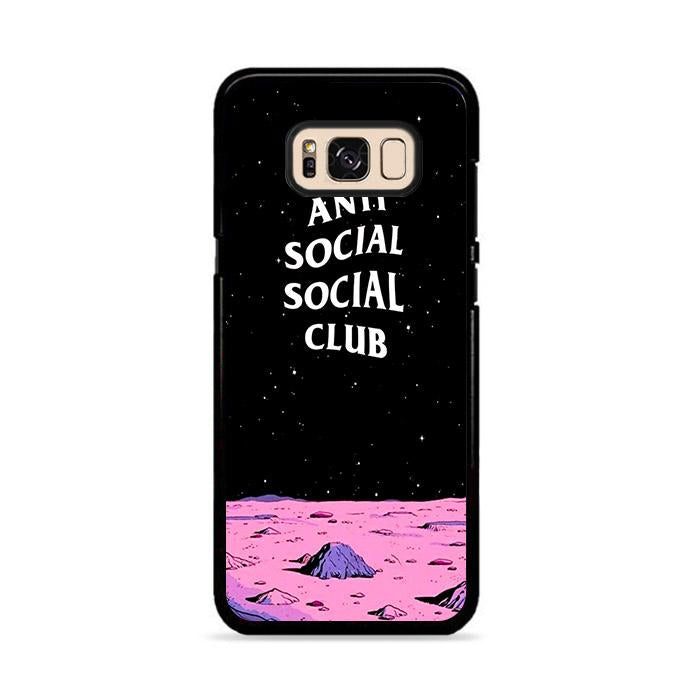 Anti Social Social Club Moon Samsung Galaxy S8 Plus HÜLLE