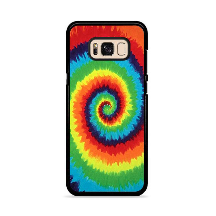 Colorful Tie Dye Samsung Galaxy S8 Plus HÜLLE