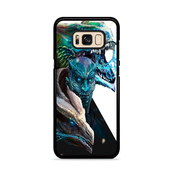 Game Of Thrones Night King Samsung Galaxy S8 Plus HÜLLE