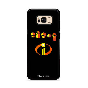 The Incredibles 2 Minimalist Samsung Galaxy S8 Plus HÜLLE