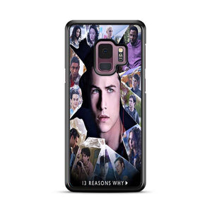 13 Reasons Why Cast Samsung Galaxy S9 HÜLLE