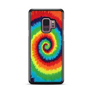 Colorful Tie Dye Samsung Galaxy S9 HÜLLE