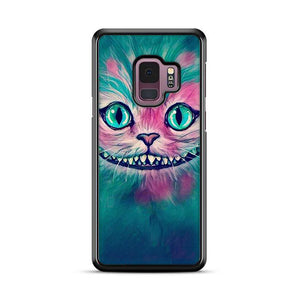 Cheshire Cat Galaxy Samsung Galaxy S9 HÜLLE