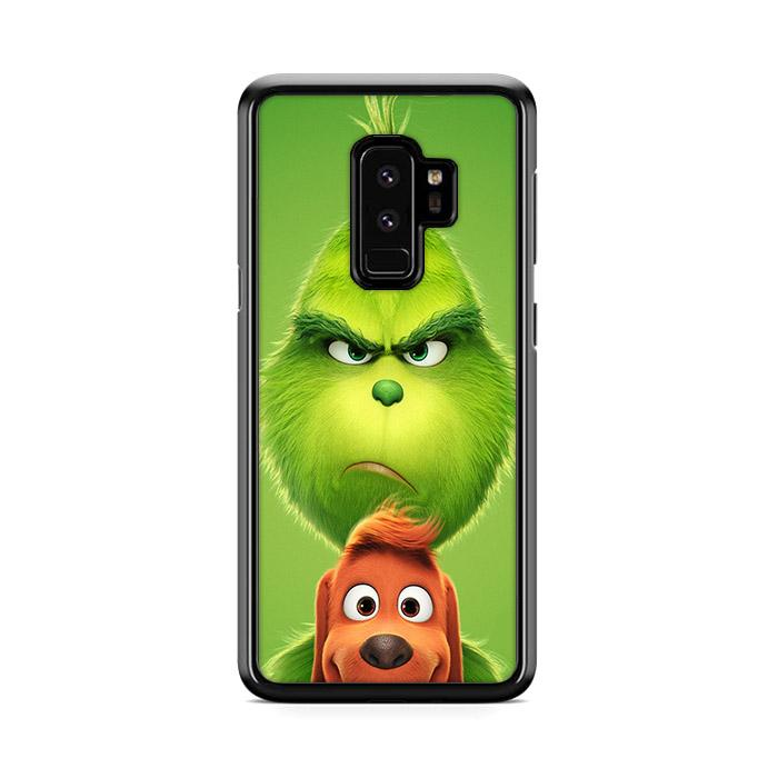 The Grinch Poster Samsung Galaxy S9 Plus HÜLLE