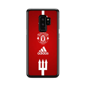 The Red Devils Manchester United Samsung Galaxy S9 Plus HÜLLE