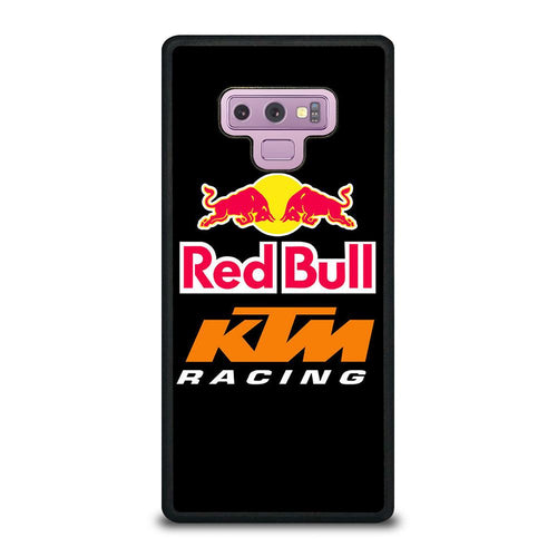 coque custodia cover fundas HÜLLE j3 J5 J6 s20 s10 s9 s8 s7 s6 s5 plus edge D39429 RED BULL RACING Samsung Galaxy Note 9 Case