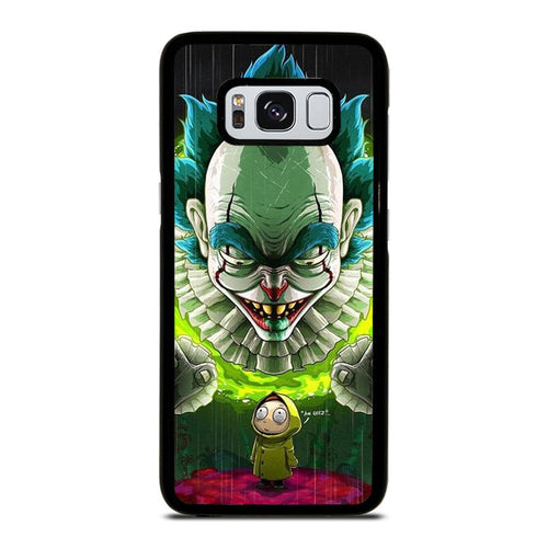 coque custodia cover fundas HÜLLE j3 J5 J6 s20 s10 s9 s8 s7 s6 s5 plus edge D39542 RICK AND MORTY IT Samsung Galaxy S8 Case