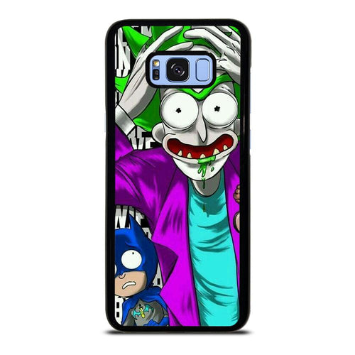 coque custodia cover fundas HÜLLE j3 J5 J6 s20 s10 s9 s8 s7 s6 s5 plus edge D39569 RICK AND MORTY JOKER BATMAN Samsung Galaxy S8 Plus Case
