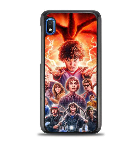 coque custodia cover fundas HÜLLE j3 J5 J6 s20 s10 s9 s8 s7 s6 s5 plus edge B37036 Stranger Things FF0045 Samsung Galaxy A10e HÜLLE