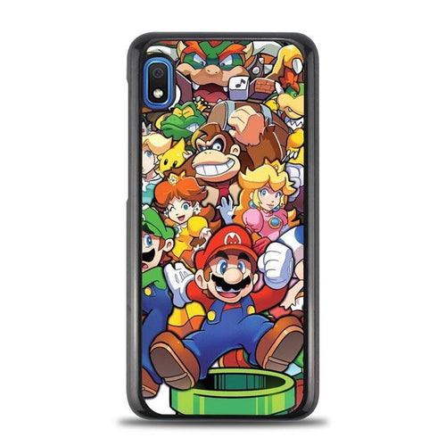 coque custodia cover fundas HÜLLE j3 J5 J6 s20 s10 s9 s8 s7 s6 s5 plus edge B37211 Super Mario Party FF0083 Samsung Galaxy A10e HÜLLE