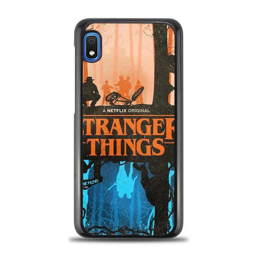 coque custodia cover fundas HÜLLE j3 J5 J6 s20 s10 s9 s8 s7 s6 s5 plus edge B37068 Stranger Things FF0327a Samsung Galaxy A10e HÜLLE