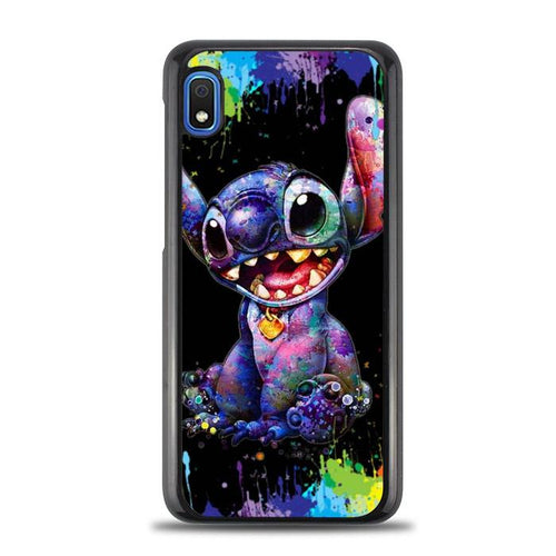 coque custodia cover fundas HÜLLE j3 J5 J6 s20 s10 s9 s8 s7 s6 s5 plus edge B36951 Stitch water color FF51504 Samsung Galaxy A10e HÜLLE