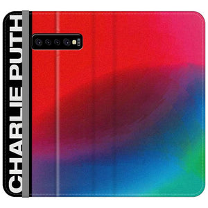 Charlie Puth Done For Me Samsung Galaxy S10 Flip HÜLLE