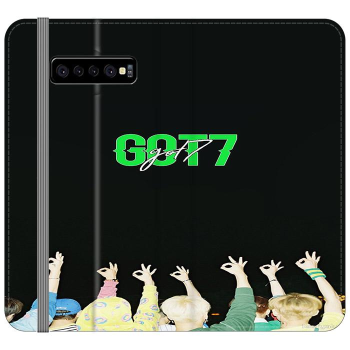 Got7 Just Right Samsung Galaxy S10 Flip HÜLLE
