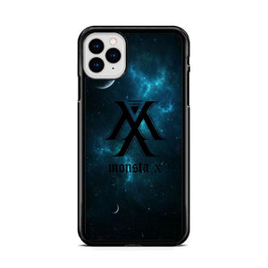 Monsta X Logo Galaxy iPhone 11 Pro Max HÜLLE
