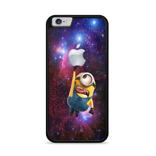 Minion Catch Apple in Galaxy iPhone 6 Plus | iPhone 6S Plus HÜLLE