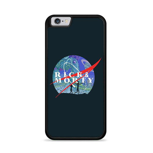 NASA Rick and Morty Galaxy iPhone 6 Plus | iPhone 6S Plus HÜLLE