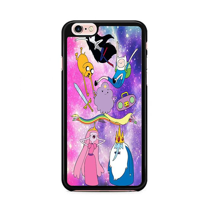 Adventure Time Galaxy iPhone 6 Plus | iPhone 6S Plus HÜLLE