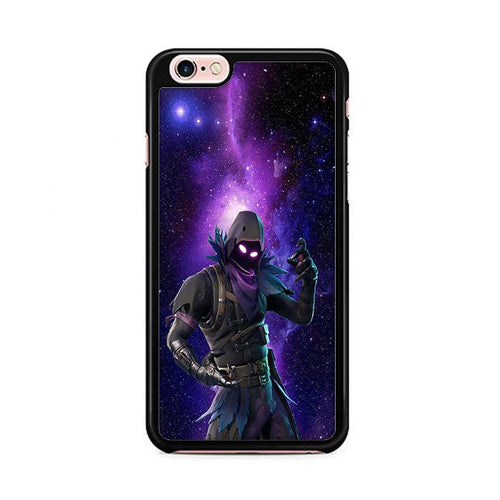 Fortnite Raven Galaxy iPhone 6 Plus | Iphone 6S Plus Case | Rowling
