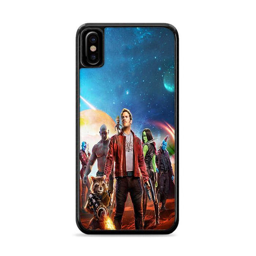 Guardian of The Galaxy iPhone XS Max Case | Rowling