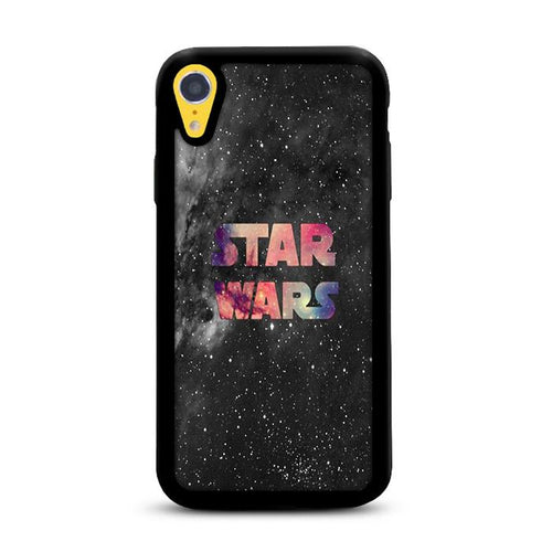 Star Wars Galaxy Black iPhone XR HÜLLE
