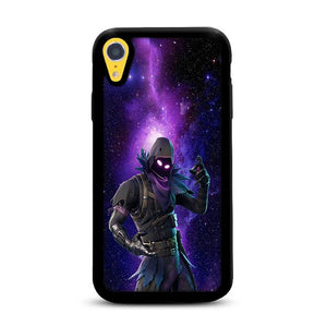 Fortnite Raven Galaxy iPhone XR Case | Rowling