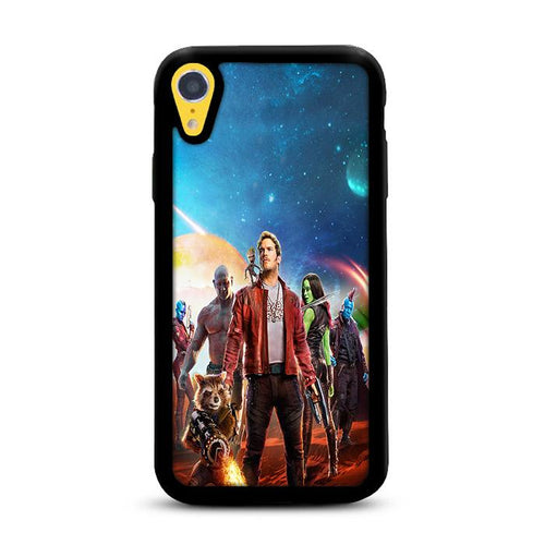 Guardian of The Galaxy iPhone XR Case | Rowling