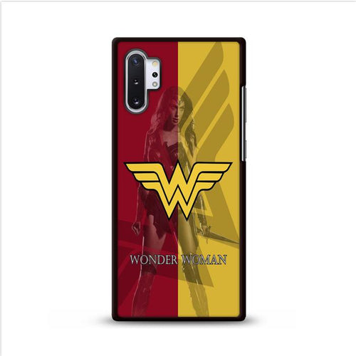 Wonder Woman Hero Samsung Galaxy Note 10 Plus HÜLLE