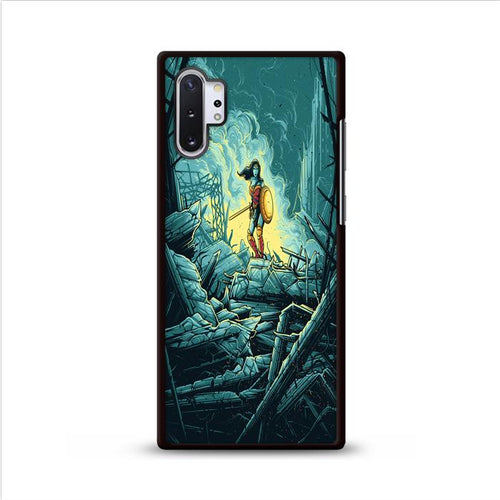 Wonder Womasn Dan Mumford Samsung Galaxy Note 10 Plus HÜLLE